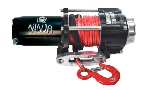 NINJA 3500 ELECTRIC WINCH - SYNTHETIC