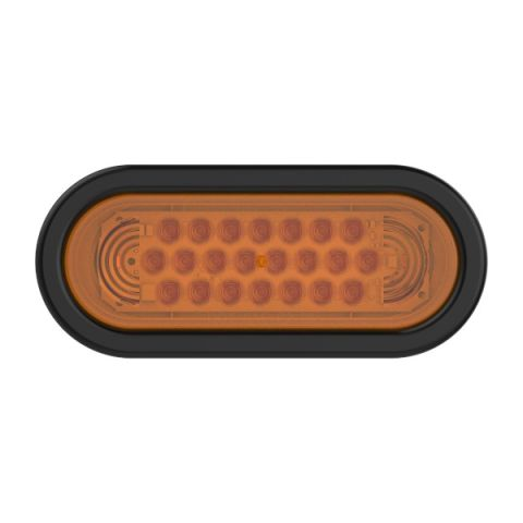 2X6 AMBER ST/T/P LIGHT