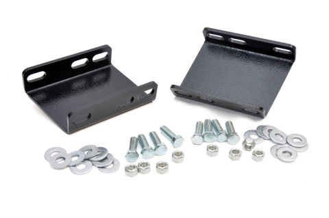 Front Sway Bar Drop Brackets for 4-6-inch Lifts