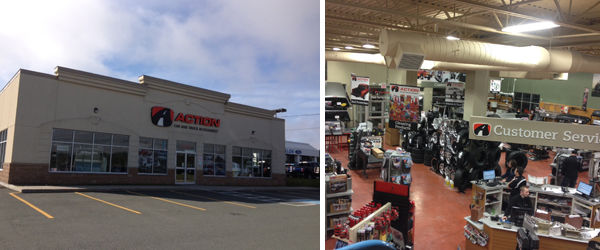 Action Car & Truck Accessories in St. John's