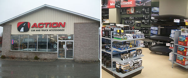 Action Car & Truck Accessories in Timmins