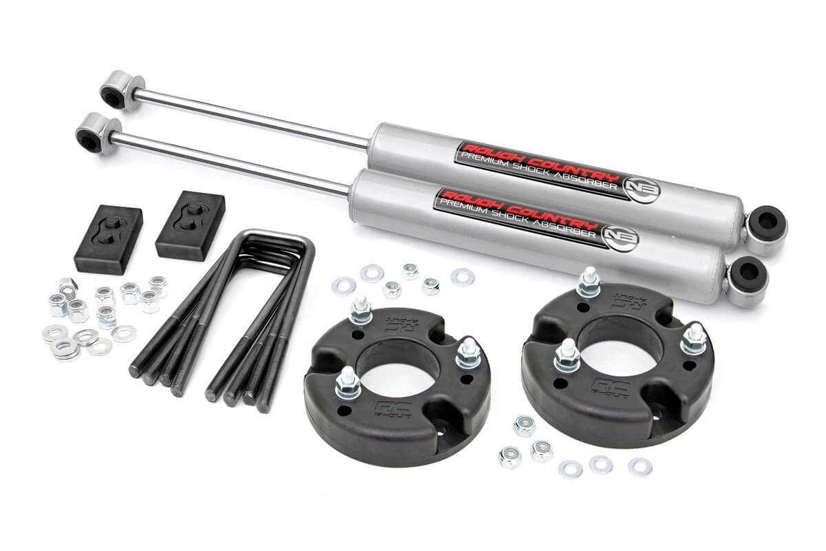 2 Inch Lift Kit   N3   Ford F-150 2WD/4WD (2009-2020)