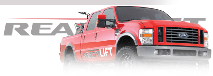 ReadyLift Suspension - Truck Suspension Lift Kits by
